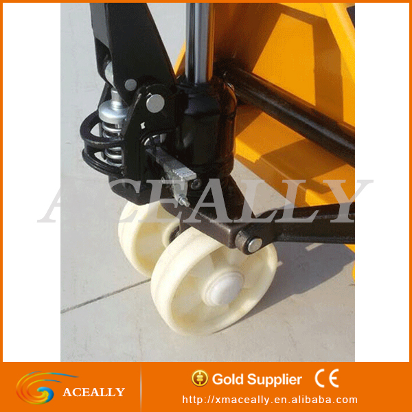 2019 Portable Hydraulic Electric Manual Pallet Stacker Truck