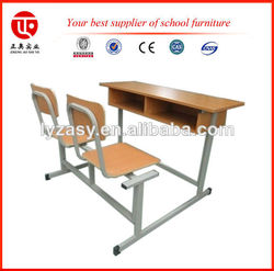 adjustable school desk and chair school furniture wooden furniture frame