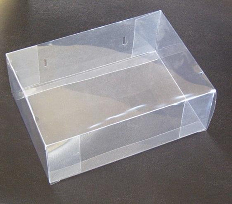 Clear Plastic Folding Box Manufacturer