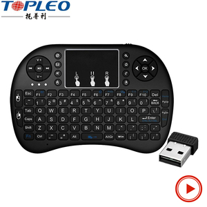 Cheap wireless keyboard and mouse i8 new look 2.4g bluetooth keyboard