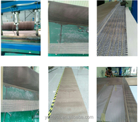 PTFE Teflon coated fiberglass conveyor belt
