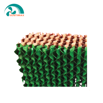 honey comb evaporative cooling pad greenhouse