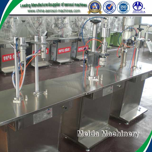 high quality body spray making machine from leading manufacturer in china