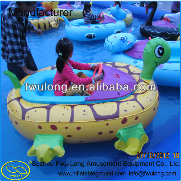 Water mouse boats for sale bumper boat for adult