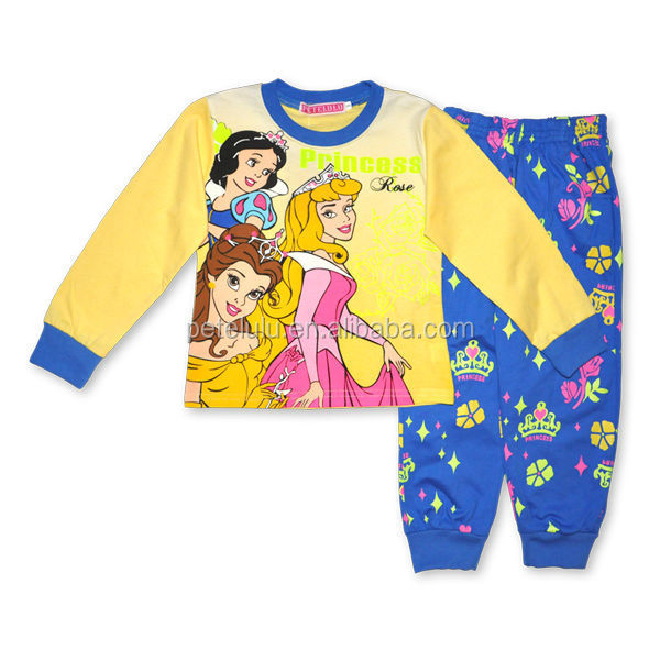 Wholesale matching family christmas pajamas childrens clothing