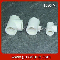 Hotsale ppr 3 way elbow pipe fittings