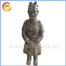 china handmade best christmas gift for garden terracotta warrior replica decoration