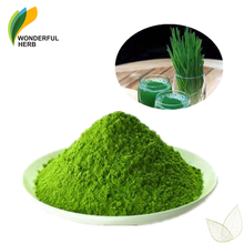Pure wheat grass leaf organic juice extract pure best wheatgrass powder