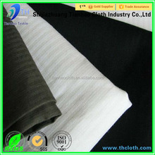 China factory production the 100% cotton herringbone twill pocketing fabric
