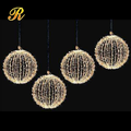 Outdoor Christmas LED ball for christmas ornament