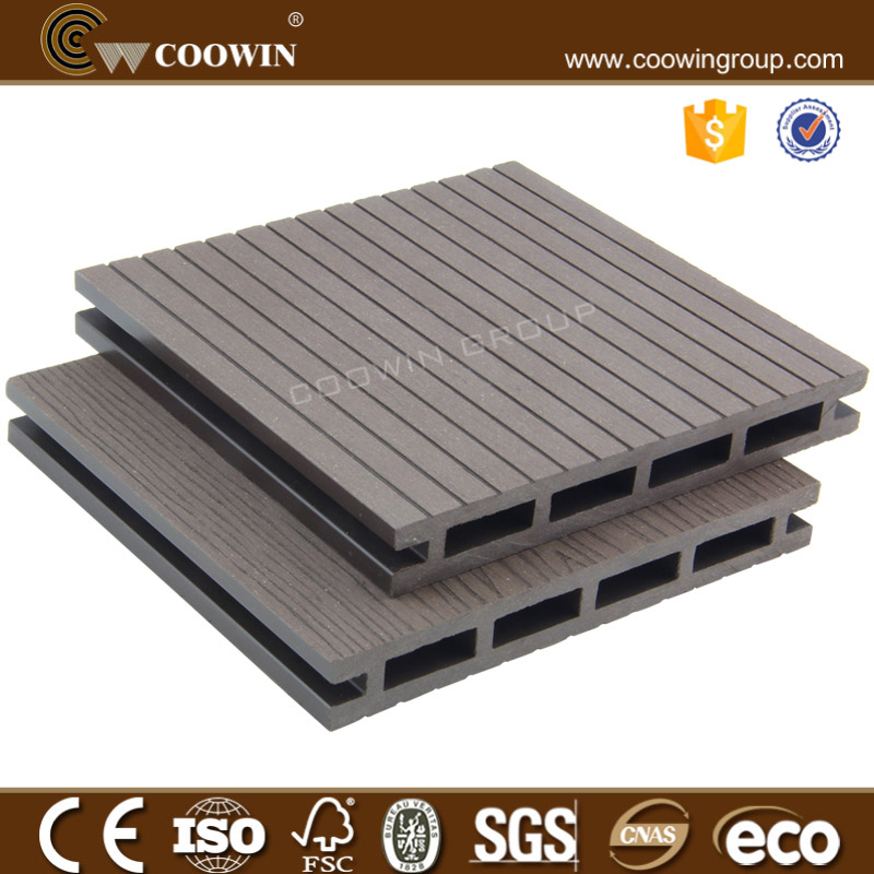 prefab vinyl siding deck flooring/composite deck kits