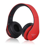Foldable Wireless Stereo Waterproof Bluetooth Headphones