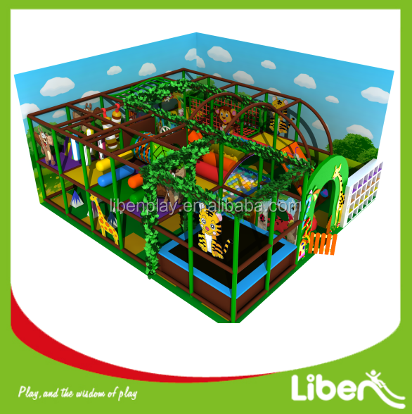 Kid Indoor Soft Playground,Children's Play <strong>Equipment</strong>,Indoor Playhouse