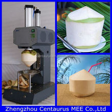 Cheapest peeling shaping machine to get trimmed young coconut with best service