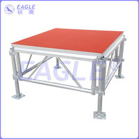 high quality outdoor mobile stage for Lighting for concert