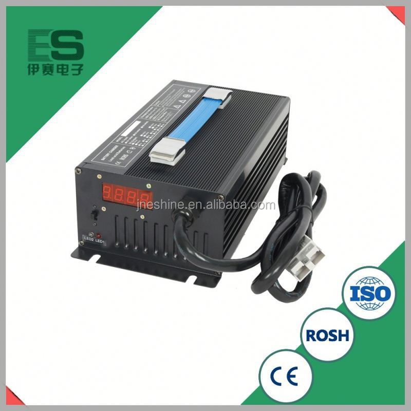 48v intelligent automatic electric car battery charger