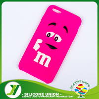 Birthday gift silicone mobile phone case cover