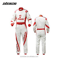 FIA Three Layers One Piece Nomex Auto Racing Suit