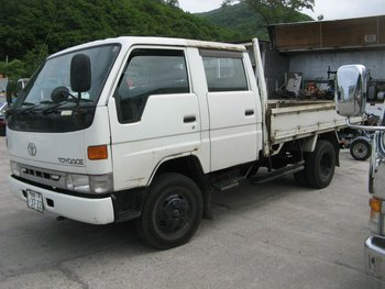 1997 TOYOTA TOYOACE