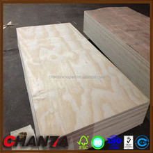 linyi manufacturer pine plywood for wooden house building from ISO manufacturer