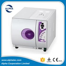 Specializing in the production of medical products 250mm*350mm dental/ tattoo pressure autoclave quick steam sterilizer