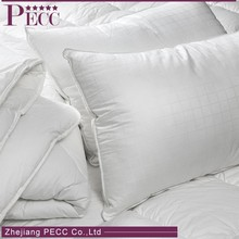 Factory Price Luxury Hotel Or Home Vacuum Packed Polyester Pillow