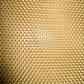 Wholesale brass copper mesh/ grid brass copper wire mesh