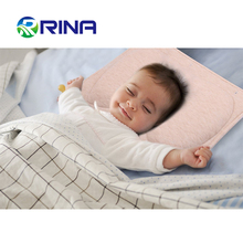 Eco friendly breathable baby protective pillow memory foam baby pillow