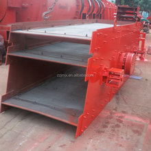 Sand and Stone Separating Machine Circular Vibrating Sieve Sand Screen