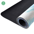 2017 SGS certificated yoga mat custom label premium yoga mat