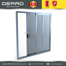 China factory Accordion Partition Aluminium Sliding Door