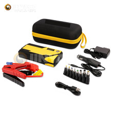 69800mah bridgestone emergency car kit 4 USB multi fuction booster jump starter 1000 amp