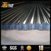 Galvanized corrugated steel sheet &Galvanized Steel Roofing /Best Metal Roofing Material