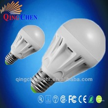 8W 5W heat-conductive plastic Housing LED Bulb