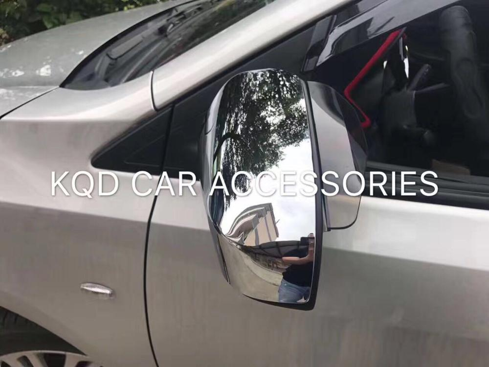 Chrome kits full sets ABS Plastic head/Tail lamp cover/sun visor for new vios 2017 accessories