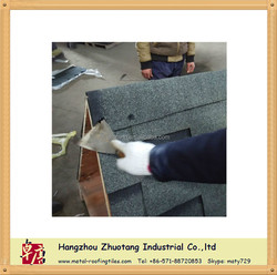Bitumen Mastic Self-adhering Waterproof For Asphalt Shingle Installation