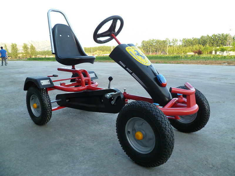 From factory steel Cheap Pedal go kart for saleF150A-1