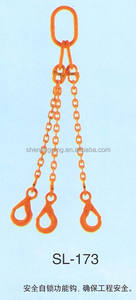 Wholesale Three Legs Alloy Steel Chain Slings For Lifting