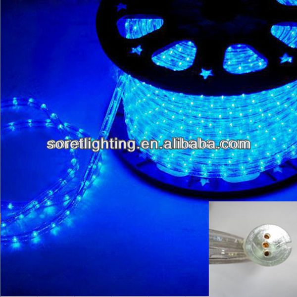24V/120v/230V cheap led rope lights