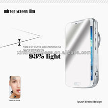 mirror screen protector sticker for Samsung galaxy S4 zoom