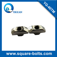 Aluminum Profile T Slot Nuts