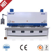 Harsle Brand Hydraulic Shearing Machine CNC