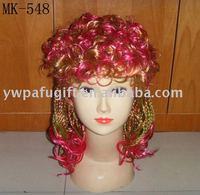 doll cosplay wig