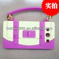 silicone cell phone case/mobile phone cover for iphon 5