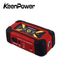 12000mAh portable car Jump starter power bank with LED Flash light