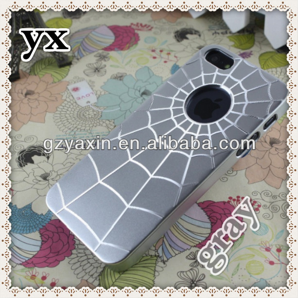 Aluminum cover case for iphone 5 with free samples