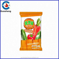 Food Safe Chips snack plastic packaging bags / puffed food packaging / inflation chips bag