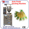 Shanghai manufactuer sauce packing machine ,small liquid packing machine