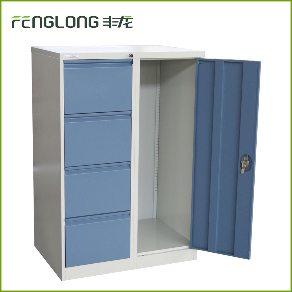 metal office file cabinet hinge