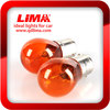 lima car turn light S25 ba15s/bay15d red